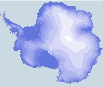 Lab 7: Spatial Analysis of Raster data - An Antarctic